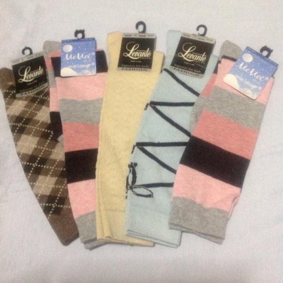 f4ce152ea27b7 Levante Accessories | Socks Memoi Girls Knee Highs | Poshmark